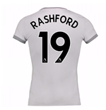 2017-2018 Man United Womens Third Shirt (Rashford 19)