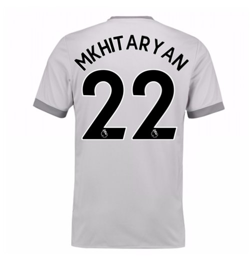 2017-2018 Man United Third Shirt (Mkhitaryan 22)