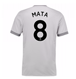 2017-2018 Man United Third Shirt (Mata 8)