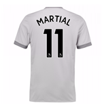 2017-2018 Man United Third Shirt (Martial 11)