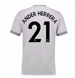2017-2018 Man United Third Shirt (Ander Herrera 21)