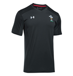 2018-2019 Wales Rugby WRU Supporters Training Jersey (Anthracite)
