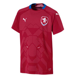 2018-2019 Czech Republic Home Puma Football Shirt (Kids)
