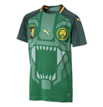 2018-2019 Cameroon Home Puma Football Shirt (Kids)