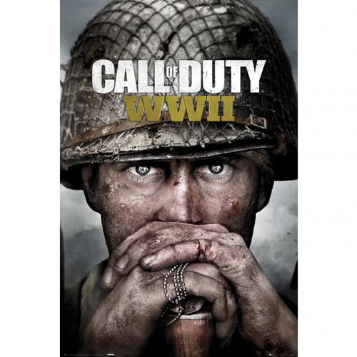 Call Of Duty WWII Poster 292