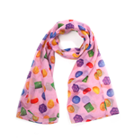 Candy Crush - Scarf with Candy