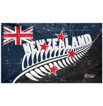 All Blacks Beach Towel Blue/Black