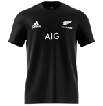 All Blacks Shirt Home 2017-2018