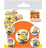 Despicable me - Minions Pin 281907