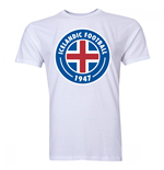 Iceland Core Logo T-Shirt (White)