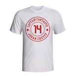 Johan Cruyff Ajax Captain Fantastic T-shirt (white) - Kids