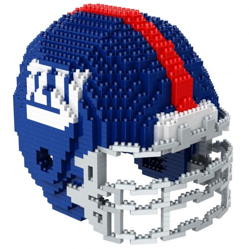 New York Giants 3D BRXLZ Team Helmet