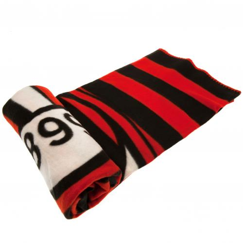 A.C. Milan Fleece Blanket ST