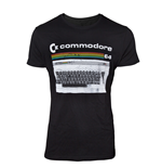 Commodore 64 - Classic Keyboard T-shirt