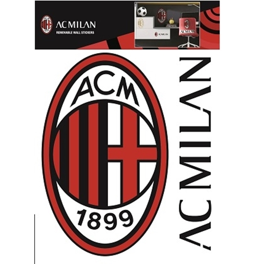 AC Milan Wall Stickers