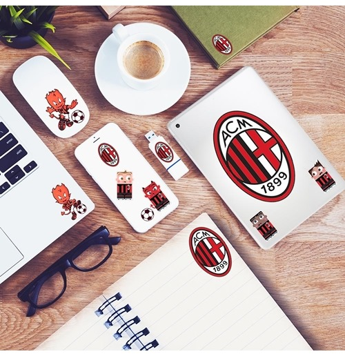 AC Milan Mini Sticker