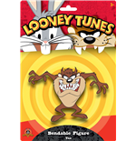 Looney Tunes Bendable Figure Taz the Tazmanian Devil 15 cm