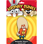 Looney Tunes Bendable Figure Yosemite Sam 15 cm