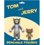 Tom & Jerry Bendable Figures 2-Pack Tom & Jerry 6 - 15 cm