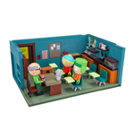 South Park Large Construction Set Mr. Garrison's Classroom