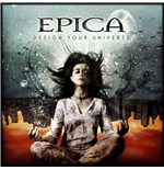 Vynil Epica - Design Your Universe (2 Lp)