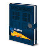 Doctor Who Notepad 282477