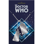 Doctor Who Dog Tag Necklace 282478
