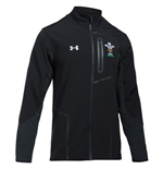 2018-2019 Wales Rugby WRU Presentation Jacket (Black)