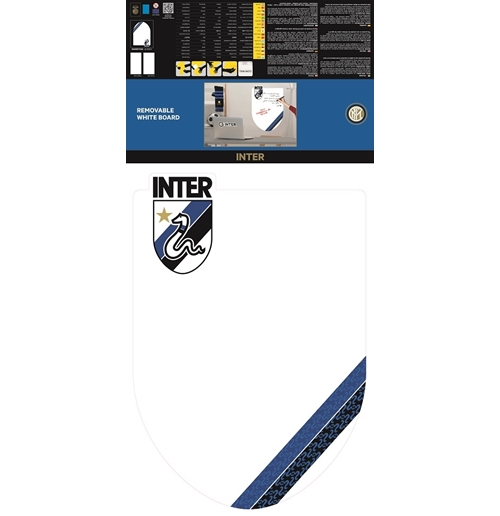 FC Inter Milan Self-Adhesive Whiteboard
