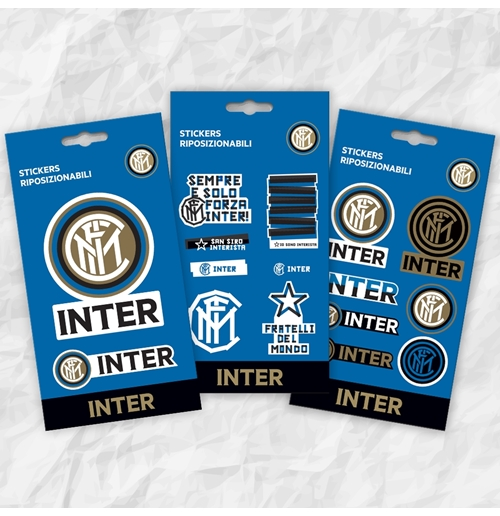 FC Inter Milan Mini Sticker Set