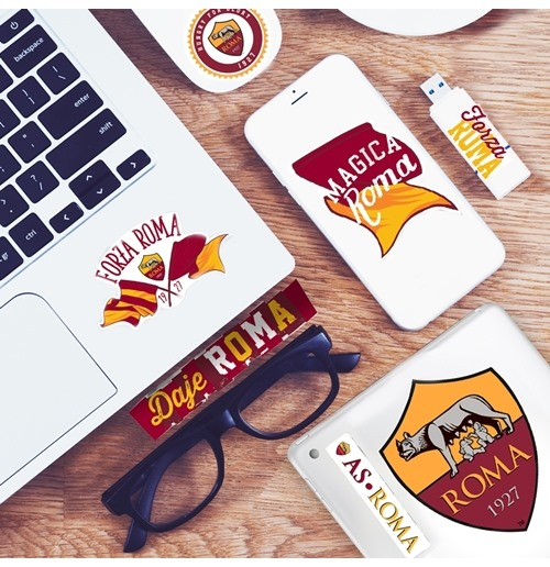 AS Roma Sticker 282746