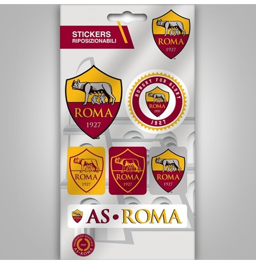 AS Roma Sticker 282747