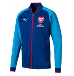 2017-2018 Arsenal Puma Stadium Jacket (Limoges) - Kids