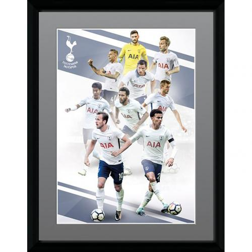 Tottenham Hotspur F.C. Picture Players 16 x 12