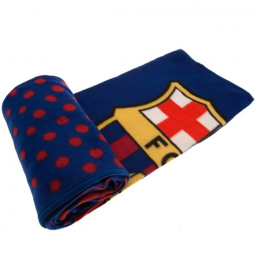 F.C. Barcelona Fleece Blanket FD