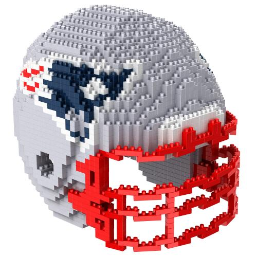 New England Patriot 3D BRXLZ Team Helmet