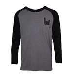 Fender - Chest Pocket Long Sleeved T-shirt