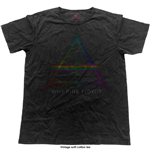Pink Floyd Men's Fashion Tee: Why (Vintage Finish)