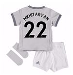 2017-2018 Man United Third Baby Kit (Mkhitaryan 22)