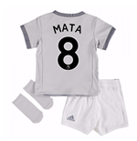 2017-2018 Man United Third Baby Kit (Mata 8)