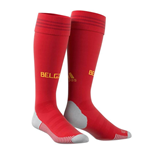 2018-2019 Belgium Home Adidas Football Socks (Red)
