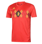 2018-2019 Belgium Home Adidas Football Shirt