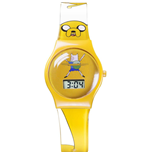 Adventure Time LCD Digital Watch Jake