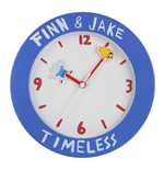 Adventure Time Wall Clock Finn & Jake