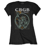 CBGB Ladies Tee: Liberty
