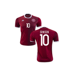 2016-2017 Denmark Home Shirt (Eriksen 10) - Kids