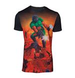 Doom - Box Art Sublimation Men's T-shirt