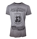 Jack Daniel's - Charcoal Mellow Men's T-shirt