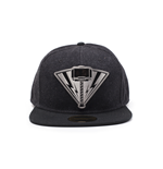 Thor Ragnarok - Thor Metal Badge Denim Snapback