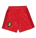 2018-2019 Belgium Home Adidas Football Shorts (Kids)